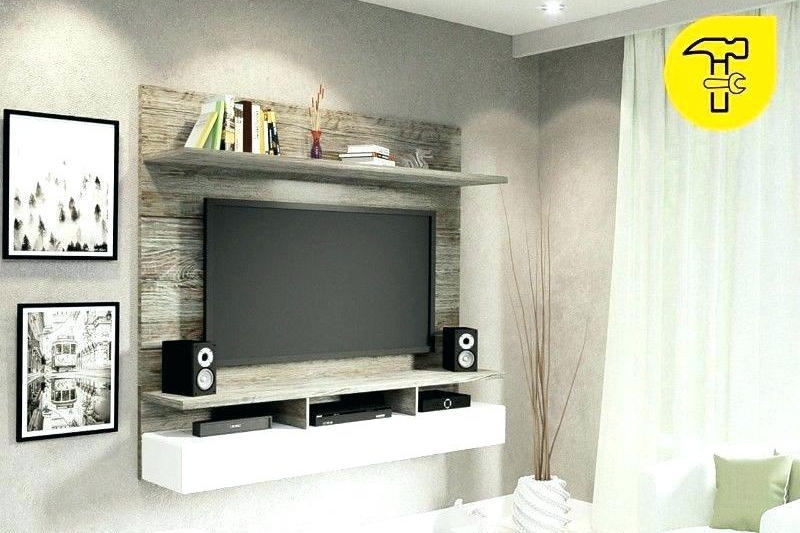 Floating Tv Wall Mount